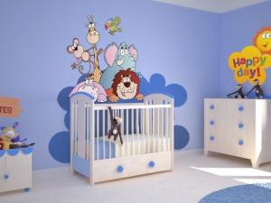 Habitación para bebés